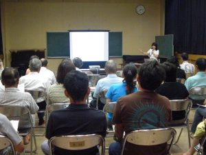 青少年の健全育成に関わる地域の方々向け講演会